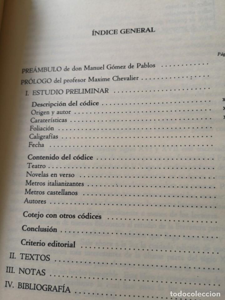 Libros antiguos: Cancionero de poesías varias - Foto 5 - 144230782