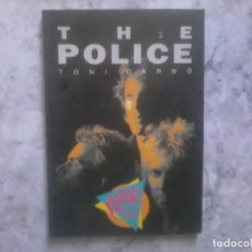 Libros antiguos: THE POLICE. TONI CARBÓ. SALVAT.. Lote 144542378