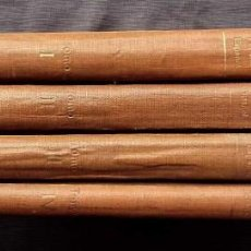 Libros antiguos: CANCIONERO MUSICAL POPULAR ESPAÑOL. 1ª EDICIÓN. AÑO: 1922. COMPLETO. 4 TOMOS. FELIPE PEDRELL.. Lote 146667150