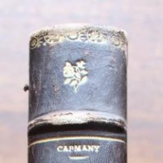 Libros antiguos: CANÇONER POPULAR - AURELI CAPMANY - 1901 - 1913- DIVIDIDA EN 3 SERIES.ELEGANTE ENQUADERNACIÓ. Lote 147307094