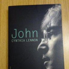 Libros antiguos: BIOGRAFÍA JOHN LENNON Y BEATLES DESCATALOGADO. Lote 147496170