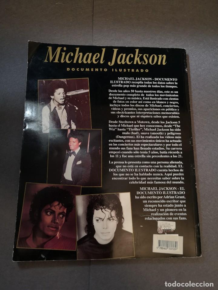 Libros antiguos: libro MICHAEL Jackson 2001-AUTORIZADO POR EL REY - Foto 2 - 153719410