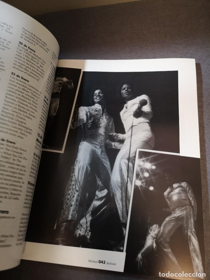 Libros antiguos: libro MICHAEL Jackson 2001-AUTORIZADO POR EL REY - Foto 7 - 153719410