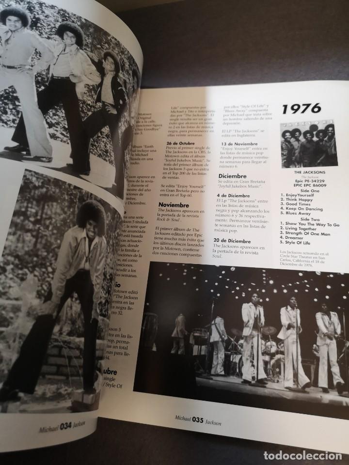 Libros antiguos: libro MICHAEL Jackson 2001-AUTORIZADO POR EL REY - Foto 8 - 153719410