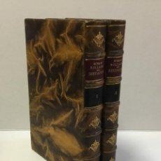 Libros antiguos: BEETHOVEN. LES GRANDES ÉPOQUES CRÉATRICES. DE L'HÉROÏQUE A L'APPASSIONATA. ÉDITION ORIGINALE.. Lote 154912682