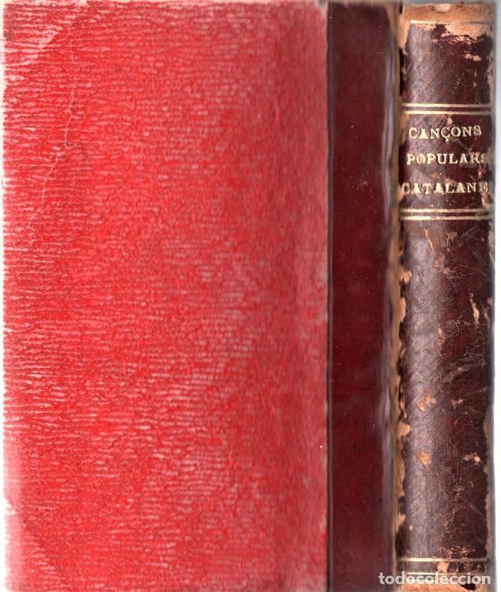 Libros antiguos: ANTIGUO LIBRO CANÇONS POPULARS,CATALUÑA,AÑO 1914,EN CATALAN,MUCHOS TEMAS MUSICA,ELS SEGADORS... - Foto 2 - 157747046