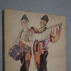 Libros antiguos: CANCIONERO MUSICAL DE LA LÍRICA POPULAR ASTURIANA. EDUARDO TORNER. Lote 158203950