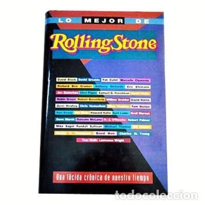 Libros antiguos: LO MEJOR DE ROLLING STONE * Libro tapas duras 587 páginas - Foto 8 - 99112451