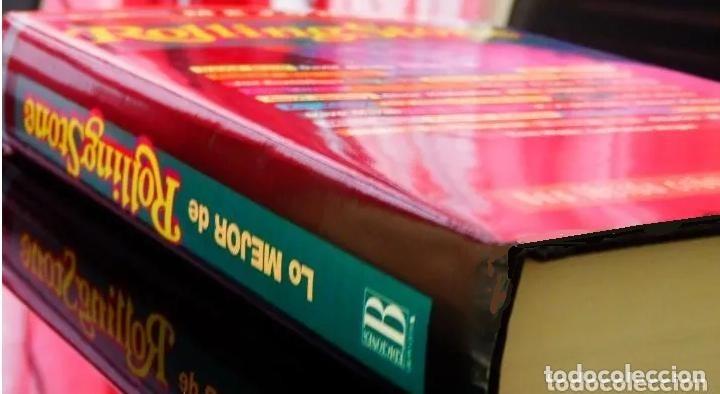 Libros antiguos: LO MEJOR DE ROLLING STONE * Libro tapas duras 587 páginas - Foto 7 - 99112451