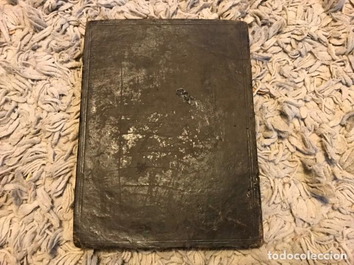Libros antiguos: Gregoriano. Lisboa. 1734. Processionale Juxta Formam Ritualis Roamni, Pauli V. Pontificis Maximi - Foto 9 - 163800066