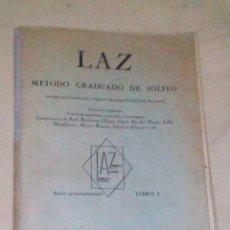 Libros antiguos: VENDO LIBRO DEV MÚSICA (MAS INFORMACIÓN EN FOTOS EN EL INTERIOR). Lote 166207186