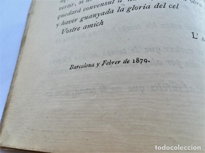 Libros antiguos: LIBRO MUSICA CATALANA SIGLO XIX,CANCIONES ILUSTRADAS,CANSONS ,AÑO 1879,DIBUJOS APELES MESTRES,LETRAS - Foto 4 - 168016904