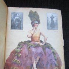 Libros antiguos: COLECCIÓN DE ARTISTAS DE VARIETÉ DE FINALES DEL SXIX HASTA 1934. 672 IMÁGENES.. Lote 168557976