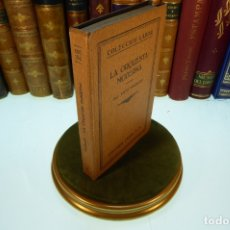 Libros antiguos: LA ORQUESTA MODERNA. FRITZ VOLBACH. COLECCIÓN LABOR. SECCIÓN V. Nº 155-156. BARCELONA. 1928.. Lote 169000776