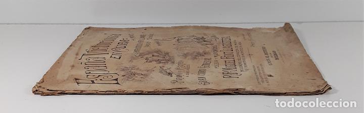 ESPAÑA VICTORIOSA EN CUBA. MIGUEL FONT LLAGOSTERA. EDIT. LOUIS E. DOTÉSIO. BILBAO. S/F. (Libros Antiguos, Raros y Curiosos - Bellas artes, ocio y coleccion - Música)