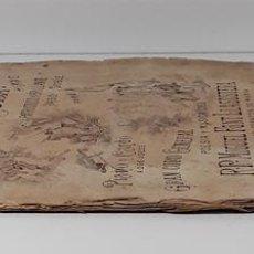 Libros antiguos: ESPAÑA VICTORIOSA EN CUBA. MIGUEL FONT LLAGOSTERA. EDIT. LOUIS E. DOTÉSIO. BILBAO. S/F.. Lote 170272804
