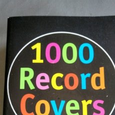 Libros antiguos: MIL RECORD COVERS - MICHAEL OCHS. Lote 172147764
