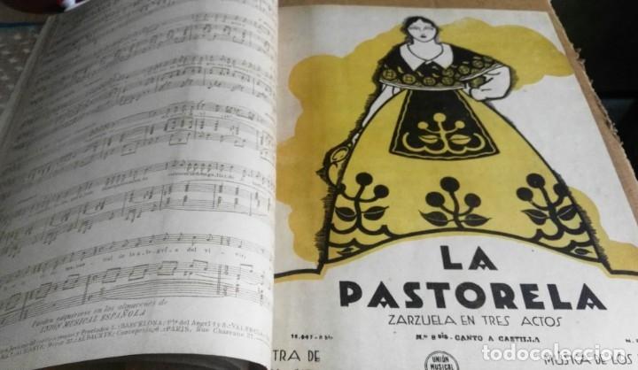 Libros antiguos: Recopilación de canciones encuadernadas. c. 1929. Música. Bailables y zarzuelas - Foto 5 - 172237023