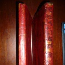 Libros antiguos: 2/ 4 TOMOS HISTORIA DE LA MUSICA ESPAÑOLA DESDE LOS FENICIOS HASTA 1850 MARIANO SORIANO 1856 MADRID. Lote 172576063