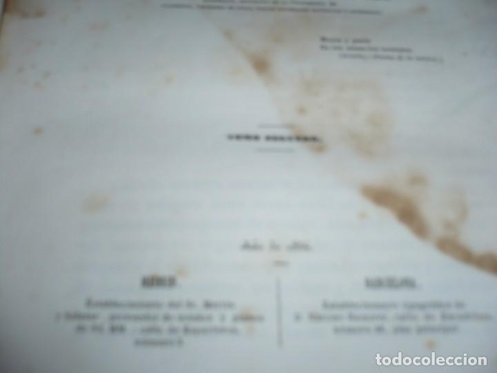 Libros antiguos: 2/ 4 TOMOS HISTORIA DE LA MUSICA ESPAÑOLA DESDE LOS FENICIOS HASTA 1850 MARIANO SORIANO 1856 MADRID - Foto 4 - 172576063