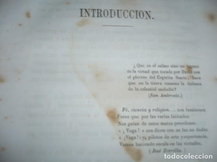 Libros antiguos: 2/ 4 TOMOS HISTORIA DE LA MUSICA ESPAÑOLA DESDE LOS FENICIOS HASTA 1850 MARIANO SORIANO 1856 MADRID - Foto 6 - 172576063