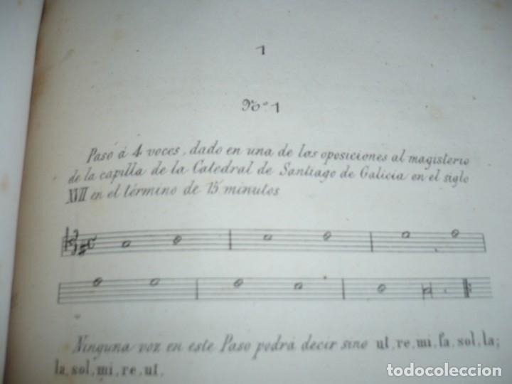 Libros antiguos: 2/ 4 TOMOS HISTORIA DE LA MUSICA ESPAÑOLA DESDE LOS FENICIOS HASTA 1850 MARIANO SORIANO 1856 MADRID - Foto 10 - 172576063