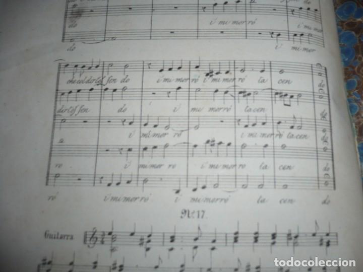 Libros antiguos: 2/ 4 TOMOS HISTORIA DE LA MUSICA ESPAÑOLA DESDE LOS FENICIOS HASTA 1850 MARIANO SORIANO 1856 MADRID - Foto 13 - 172576063