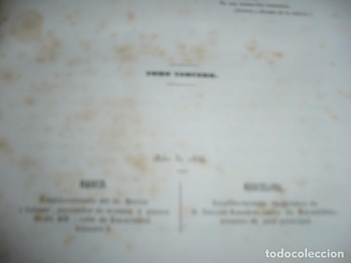 Libros antiguos: 2/ 4 TOMOS HISTORIA DE LA MUSICA ESPAÑOLA DESDE LOS FENICIOS HASTA 1850 MARIANO SORIANO 1856 MADRID - Foto 16 - 172576063