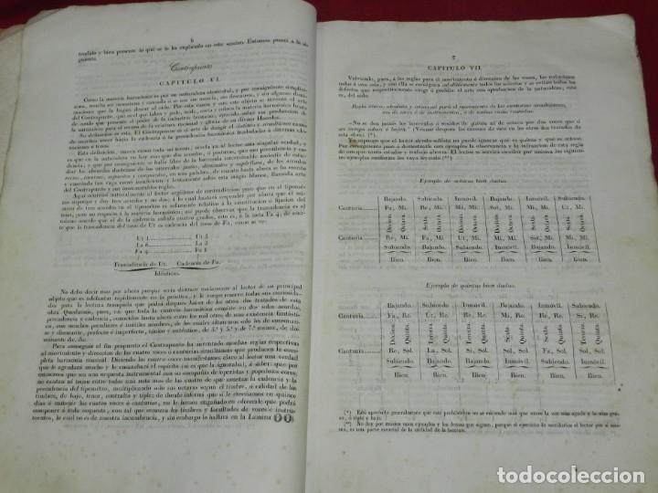 Libros antiguos: (MF) Josef Joaquin de Virués - La Geneuphonia o generacion de la bien-sonancia Música 1831 - Foto 6 - 172769804