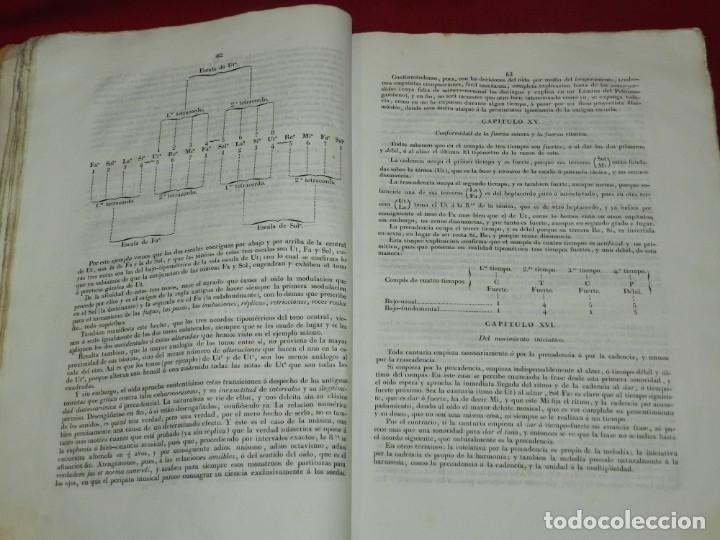Libros antiguos: (MF) Josef Joaquin de Virués - La Geneuphonia o generacion de la bien-sonancia Música 1831 - Foto 8 - 172769804