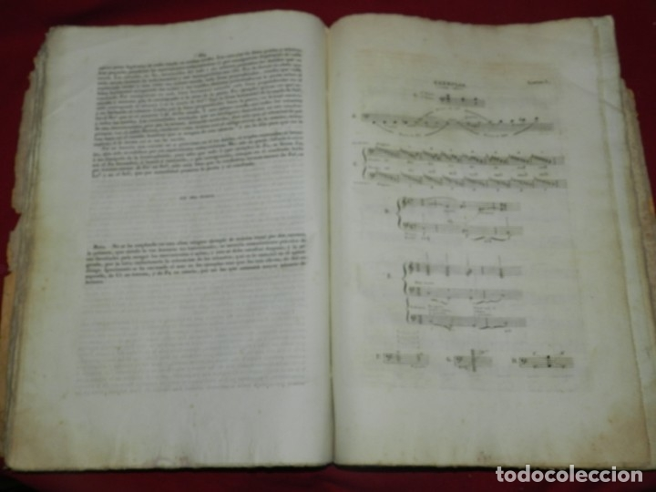 Libros antiguos: (MF) Josef Joaquin de Virués - La Geneuphonia o generacion de la bien-sonancia Música 1831 - Foto 10 - 172769804