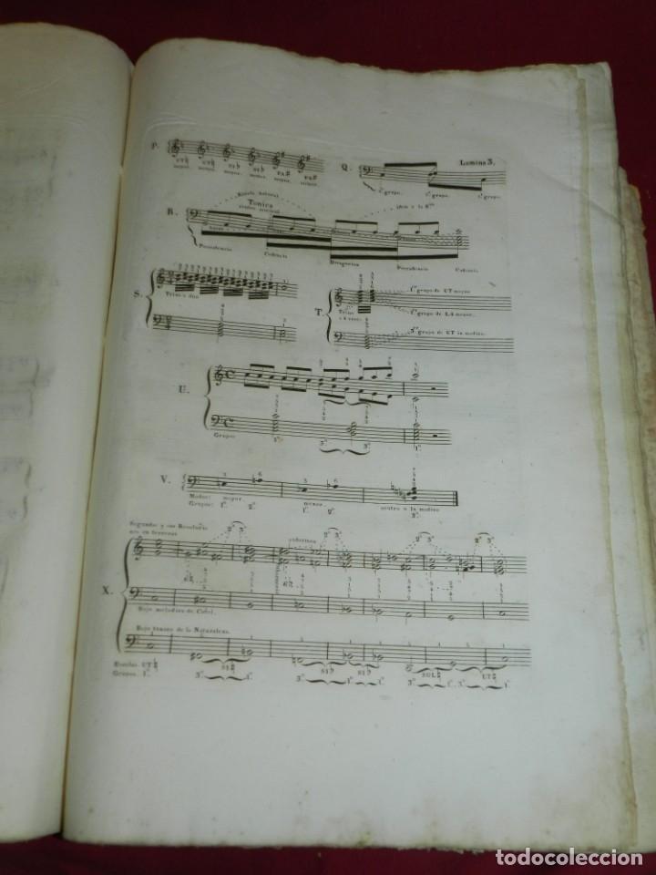 Libros antiguos: (MF) Josef Joaquin de Virués - La Geneuphonia o generacion de la bien-sonancia Música 1831 - Foto 11 - 172769804