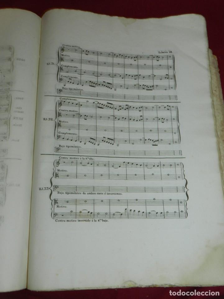 Libros antiguos: (MF) Josef Joaquin de Virués - La Geneuphonia o generacion de la bien-sonancia Música 1831 - Foto 13 - 172769804