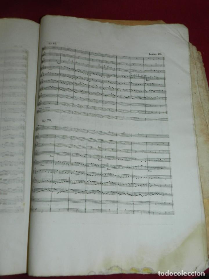 Libros antiguos: (MF) Josef Joaquin de Virués - La Geneuphonia o generacion de la bien-sonancia Música 1831 - Foto 14 - 172769804