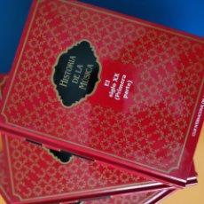 Libros antiguos: HISTORIA DE LA MÚSICA. EL SIGLO XX (TRES TOMOS). Lote 173966329
