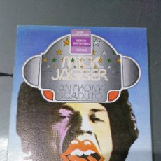 Libros antiguos: MICK JAGGER - LOS JUGLARES - ANTHONY SCADUTO - LIBRO 310 PÁGINAS. Lote 174046429