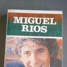 Libros antiguos: MIGUEL RIOS - LOS JUGLARES. Lote 174099375