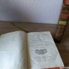 Libros antiguos: ÓPERA OMNIA SANCTI PETRI DAMIANI 1782 S.R.E CARDINALIS. Lote 175838863