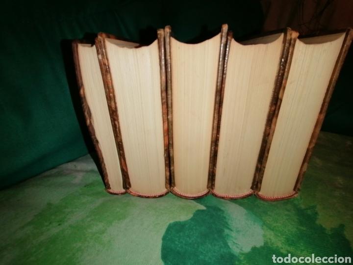 Libros antiguos: CANTOS POPULARES ESPAÑOLES. 1882. 5 VOLS. - Foto 7 - 177008284