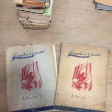 Libros antiguos: LOS MAESTROS DE LA JUVENTUD. Lote 180872750