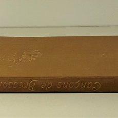 Libros antiguos: CANÇONS DE BRESSOL. JOSEPH FERRER-VIDAL. TIP. LITOGRAFÍA DE M. BLASI. BARCELONA.1907.. Lote 180923300