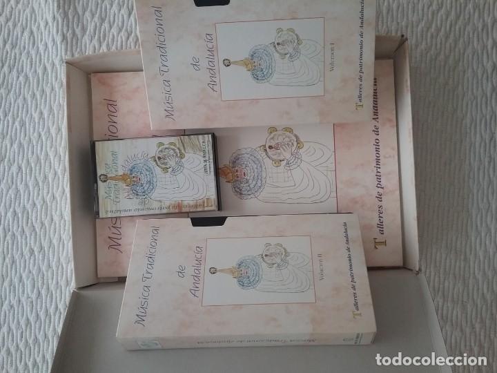 Libros antiguos: Música tradicional de Andalucía - Foto 2 - 181135718