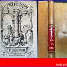 Libros antiguos: ELEGANTE LIBRO DE PARTITURAS PARA PIANO. SIGLO XIX.. Lote 181463941