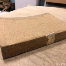Libros antiguos: KANTU ERRIKOIAK. ANTIGUO LIBRO DE CANCIONES POPULARES VASCAS. EDITADO SOBRE 1900. EUSKERA. Lote 182625647