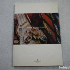 Libros antiguos: EMOCIONS - EMOCIONES - EMOTIONS - PALAU DE LA MUSICA CATALANA TEMPORADA 2007-2008 - EN CATALAN. Lote 183175316