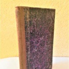 Libros antiguos: ANTIGUO LIBRO,TEORIA DE LA MUSICA,SIGLOXIX,AÑO 1832,DE B.ASOLI,CON 5 PARTITURAS MUSICALES,EN FRANCES. Lote 184601840