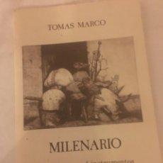 Libros antiguos: TOMÁS MARCO, MÚSICA DEL MONASTERIO DE LAS HUELGAS. Lote 187226161