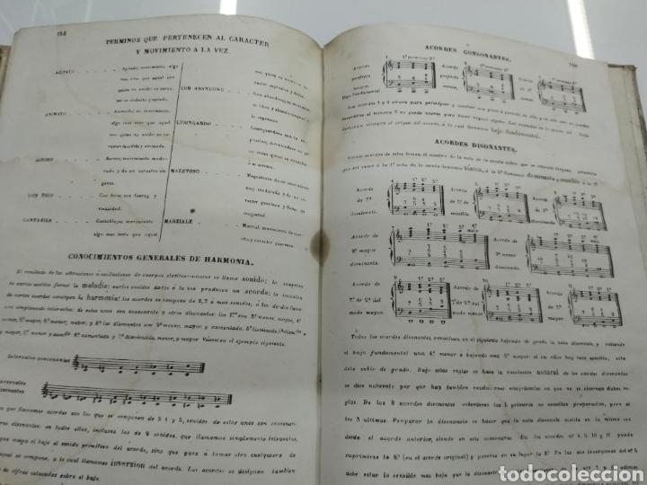 Libros antiguos: METODO DE SOLFEO COMPLETO POR DON HILARION ESLAVA 2° Edicion Completa Ca 1848 Rara Piel holandesa - Foto 12 - 189329698