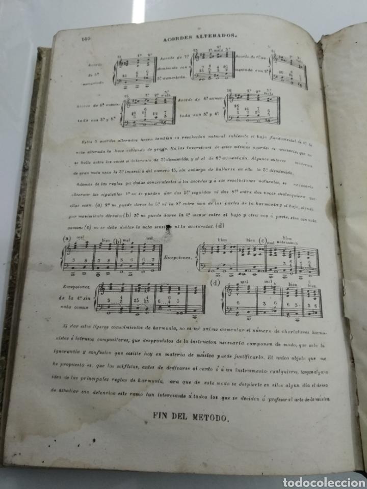 Libros antiguos: METODO DE SOLFEO COMPLETO POR DON HILARION ESLAVA 2° Edicion Completa Ca 1848 Rara Piel holandesa - Foto 13 - 189329698