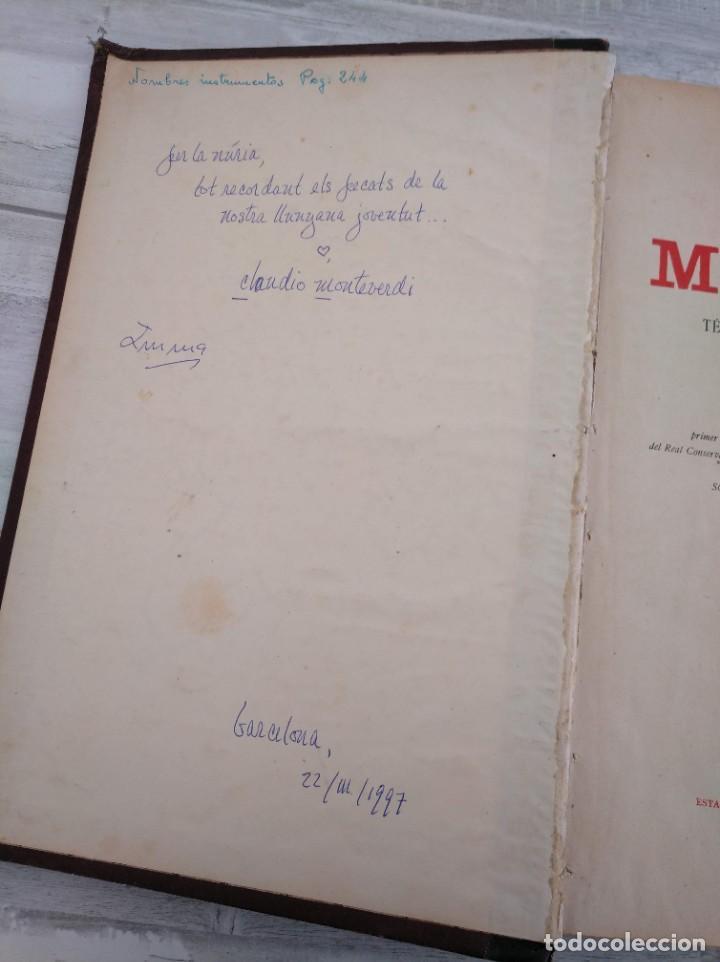 Libros antiguos: DICCIONARIO DE LA MÚSICA - OBRA DE LUISA LACÁL (AÑO 1900) - Foto 8 - 190529048